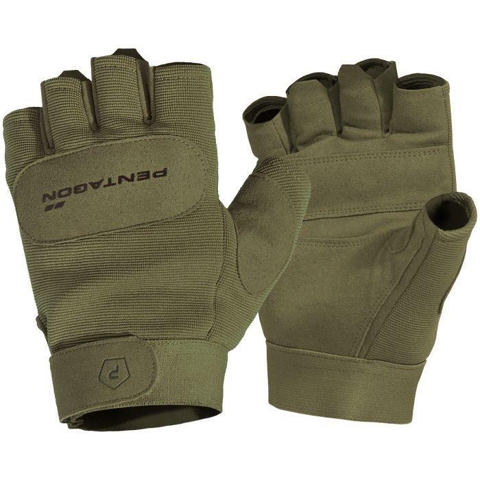 Pentagon 1/2 Duty Mechanic Handschuhe Oliv