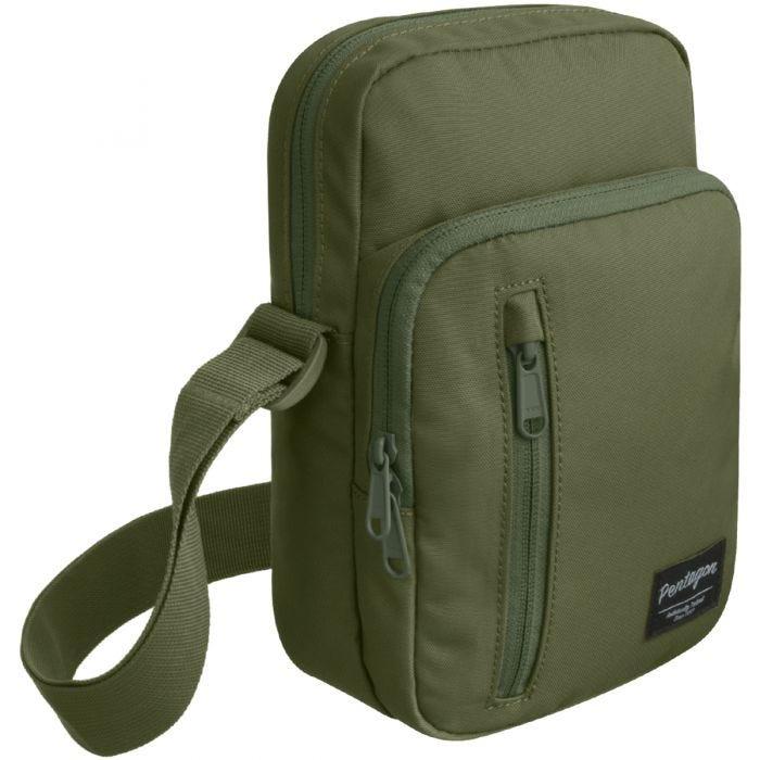 Pentagon Kleos Messenger Bag Olive