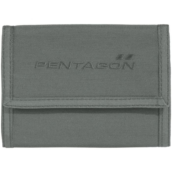 Pentagon Stater 2.0 Geldbörse Wolf Grey