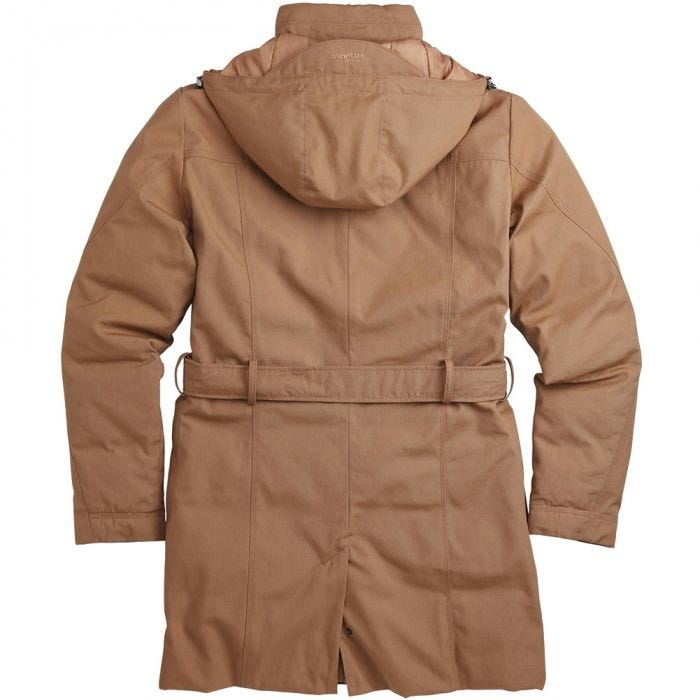 Surplus Xylontum Wintermantel Khaki