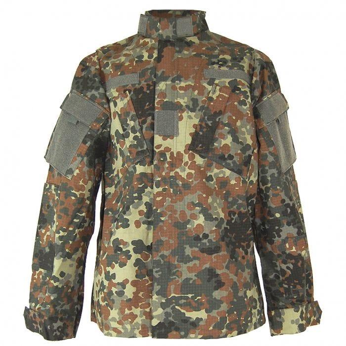 Teesar ACU Einsatzhemd Flecktarn