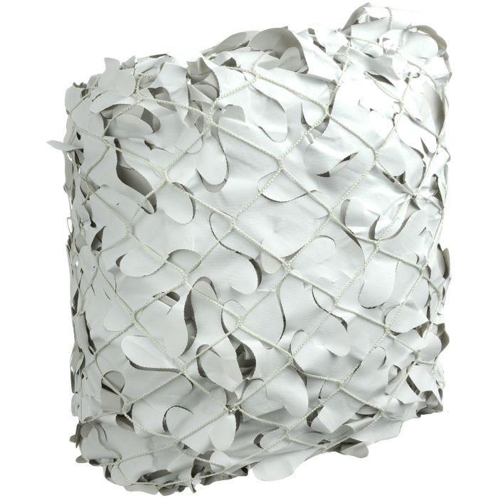 CamoSystems Shade Sail Net Broadleaf 5x5 White