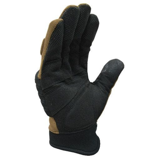 Condor Stryker Handschuhe mit Knöchelpolsterung Coyote/Schwarz
