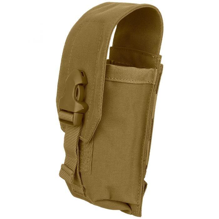 Condor Universal-Tasche für Gewehrmagazine Coyote Brown