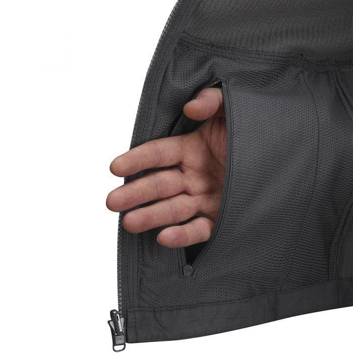 Propper Tech Sweatjacke mit durchgehendem Reißverschluss Charcoal
