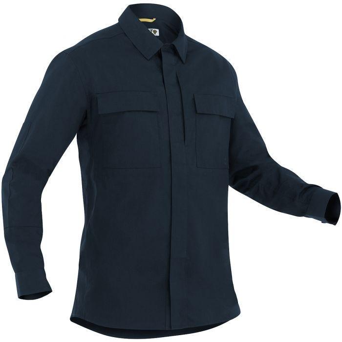 First Tactical Specialist Herren BDU-Hemd langärmelig Midnight Navy