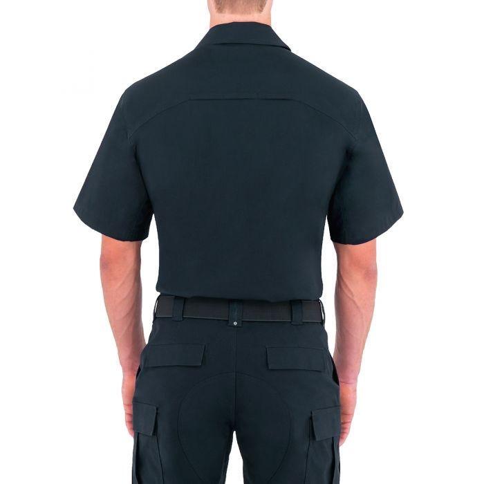 First Tactical Specialist Herren BDU-Hemd kurzärmelig Midnight Navy