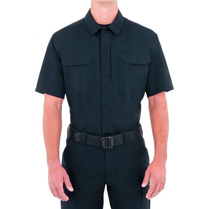 First Tactical Specialist Herren Einsatzhemd kurzärmelig Midnight Navy
