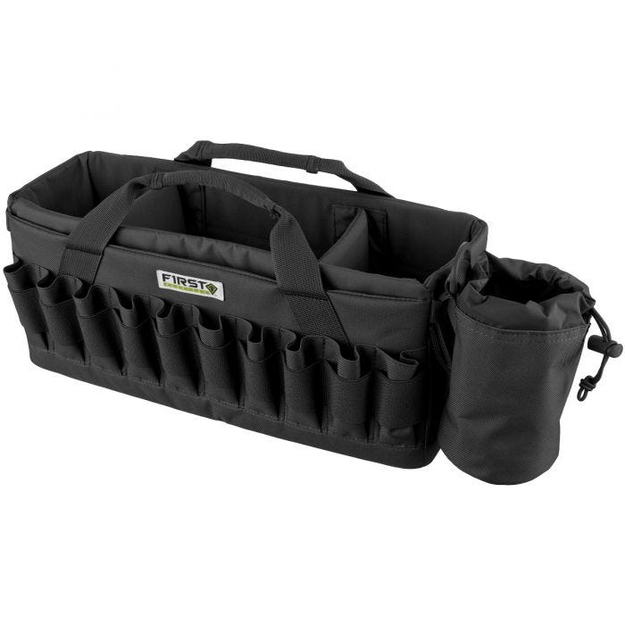First Tactical Recoil Range Tasche Schwarz