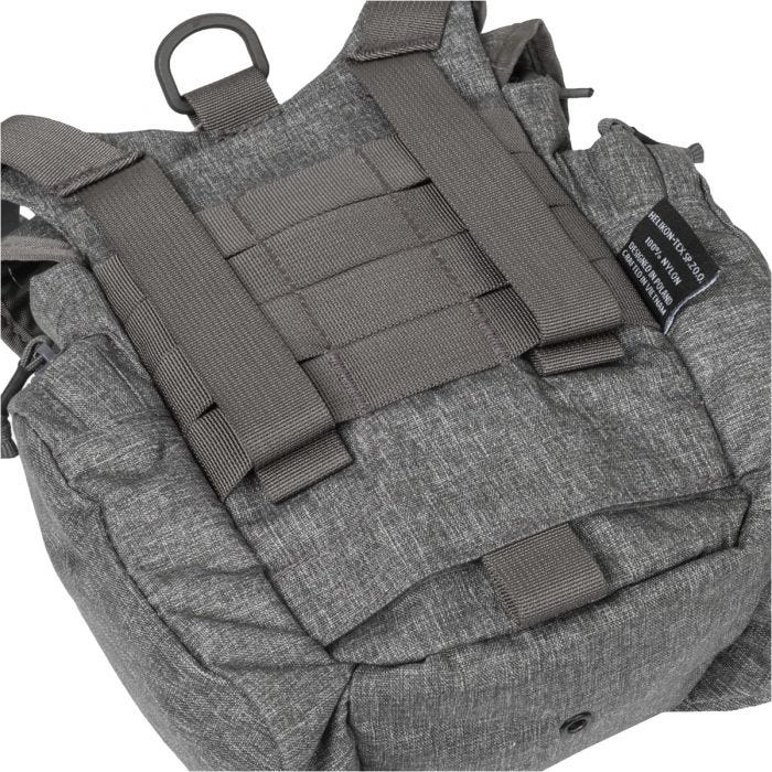 Helikon Essential Kitbag Tasche für Grundausrüstung Melange Grau