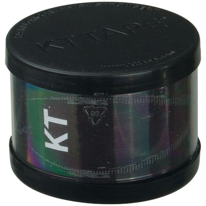 """KT Tape Consumer Pro Extreme 10"""" Synthetisches Kinesio-Tape vorgeschnitten Jet Black"""