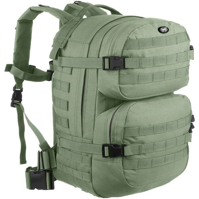 MFH Assault II Rucksack Foliage Green