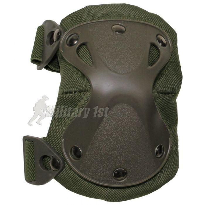 MHF Defence Knieschoner Oliv