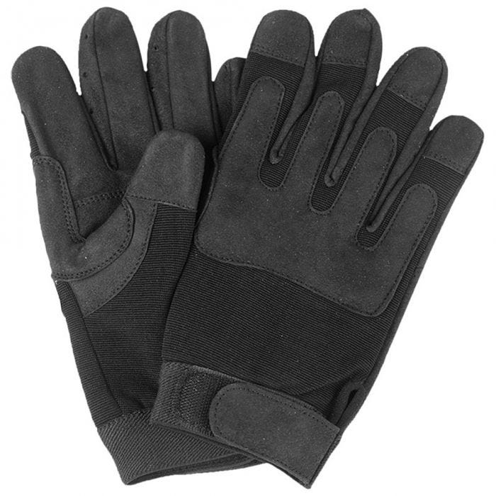 Mil-Tec Army Handschuhe Schwarz