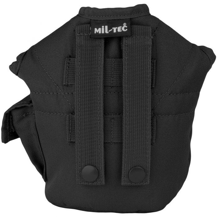 Mil-Tec US Style Tasche für Feldflasche Schwarz