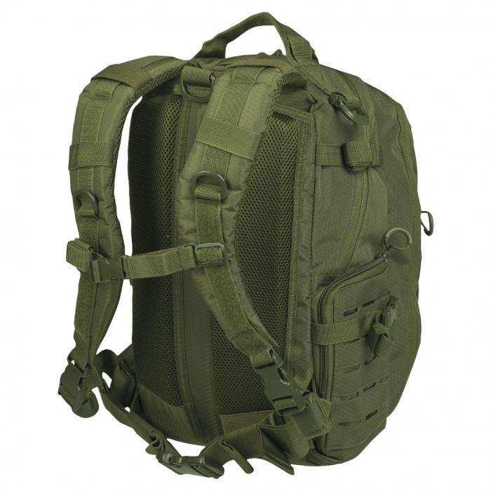 Mil-Tec HexTac Rucksack Olivgrün