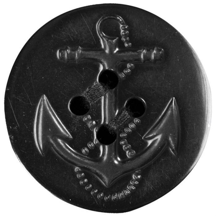 Mil-Tec US Navy Cabanjacke Schwarz