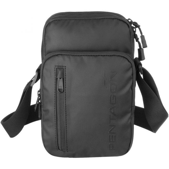 Pentagon Kleos Messenger Bag Stealth Black