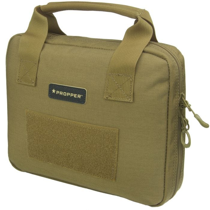 Propper 8x12 Pistol Case Coyote