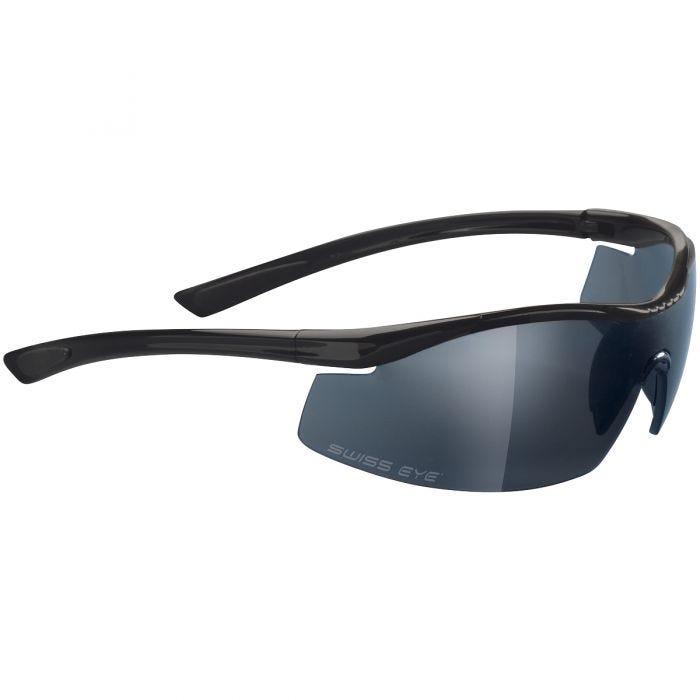 Swiss Eye F-18 Brille Gestell in Schwarz