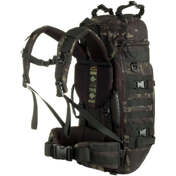 Wisport Crafter Rucksack MultiCam Black