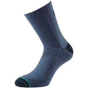 1000 Mile All Terrain Socken Sapphire