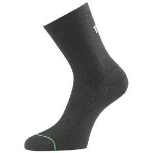 1000 Mile Tactel Liner Socken Schwarz