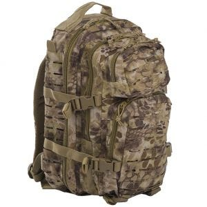Mil-Tec US Assault Pack Laser Cut Small Einsatzrucksack Mandra Tan