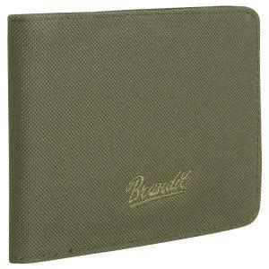 Brandit Wallet Four Olive