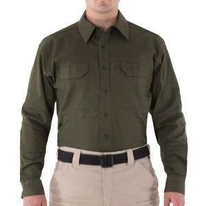 First Tactical V2 Herren Einsatzhemd langärmelig OD Green