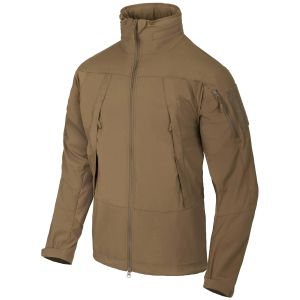 Helikon Blizzard Jacke aus StormStretch-Material Mud Brown