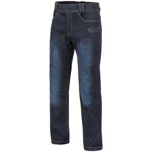 Helikon Greyman Taktische Jeans aus Denim Mid Dark Blue