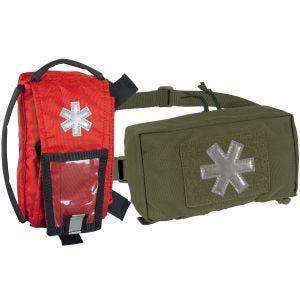 Helikon Modular Individual Med Kit Tasche für Erste-Hilfe-Zubehör Adaptive Green