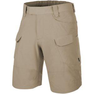 """Helikon 11"""" Taktische Outdoor-Shorts aus VersaStretch Lite Khaki"""