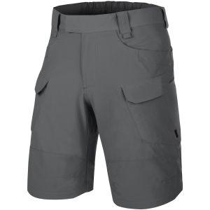 """Helikon 11"""" Taktische Outdoor-Shorts aus VersaStretch Lite Shadow Grey"""