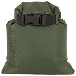Highlander X-Light Small Dry Sack 1L Olive