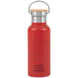 Highlander Campingflasche 500 ml - Rot