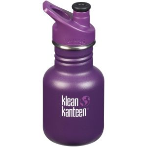 Kid Kanteen Sport 355 ml Trinkflasche mit Sport Cap 3.0 Grape Jelly