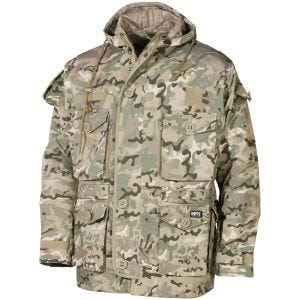 MFH Commando Smock-Jacke Operation Camo