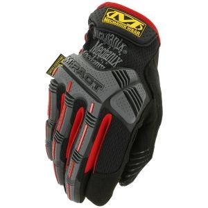 Mechanix Wear M-Pact Handschuhe Schwarz/Rot
