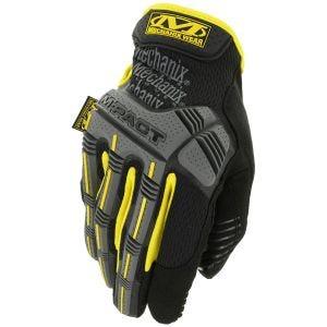 Mechanix Wear M-Pact Handschuhe Gelb