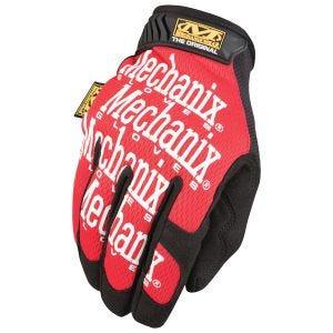 Mechanix Wear The Original Handschuhe Rot