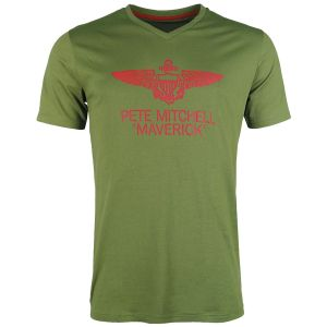 Mil-Tec T-Shirt Maverick Olive Drab