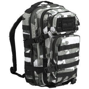 Mil-Tec US Assault Pack Small Einsatzrucksack mit MOLLE-Befestigungssystem Urban