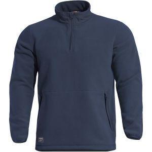 Pentagon Kedros Fleece-Sweatshirt Midnight Blue