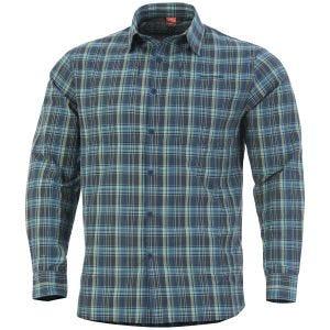 Pentagon QT Taktisches Hemd Blue Checks