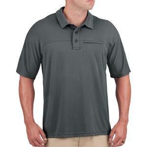 Propper HLX Herren-Polo-Shirt kurzärmelig Charcoal