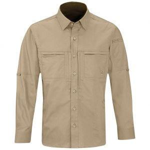 Propper HLX Herren-Hemd langärmelig Khaki