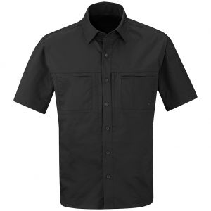 Propper Men's HLX Shirt Short Sleeve Black