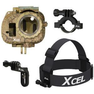 Xcel Jagd-Zubehör-Set für HD-Kameras